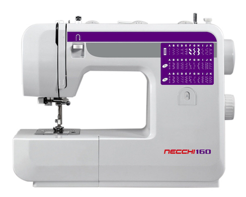 Macchine per cucire necchi shop online homepage for Lidl offerte della settimana macchina da cucire