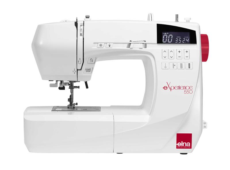 macchine per cucire elna experience 550 necchi shop online