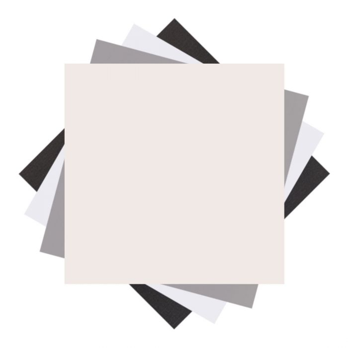 Cricut 24 fogli di cartoncino sottile basici