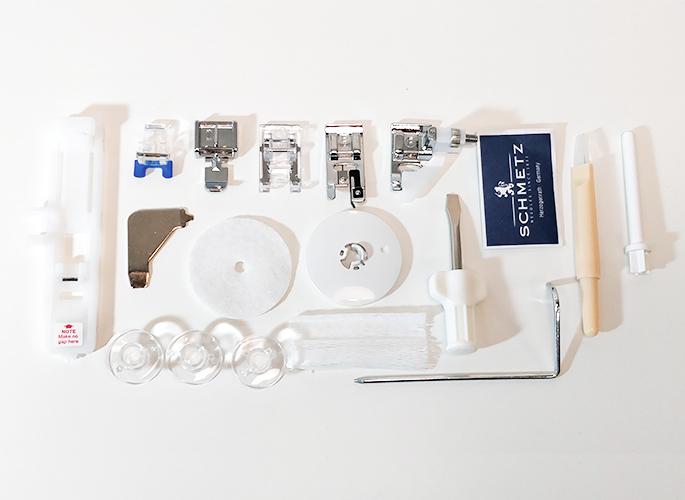 Necchi NCH accessori