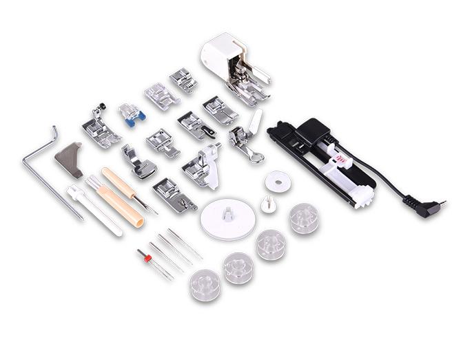 Necchi NC-204D accessori
