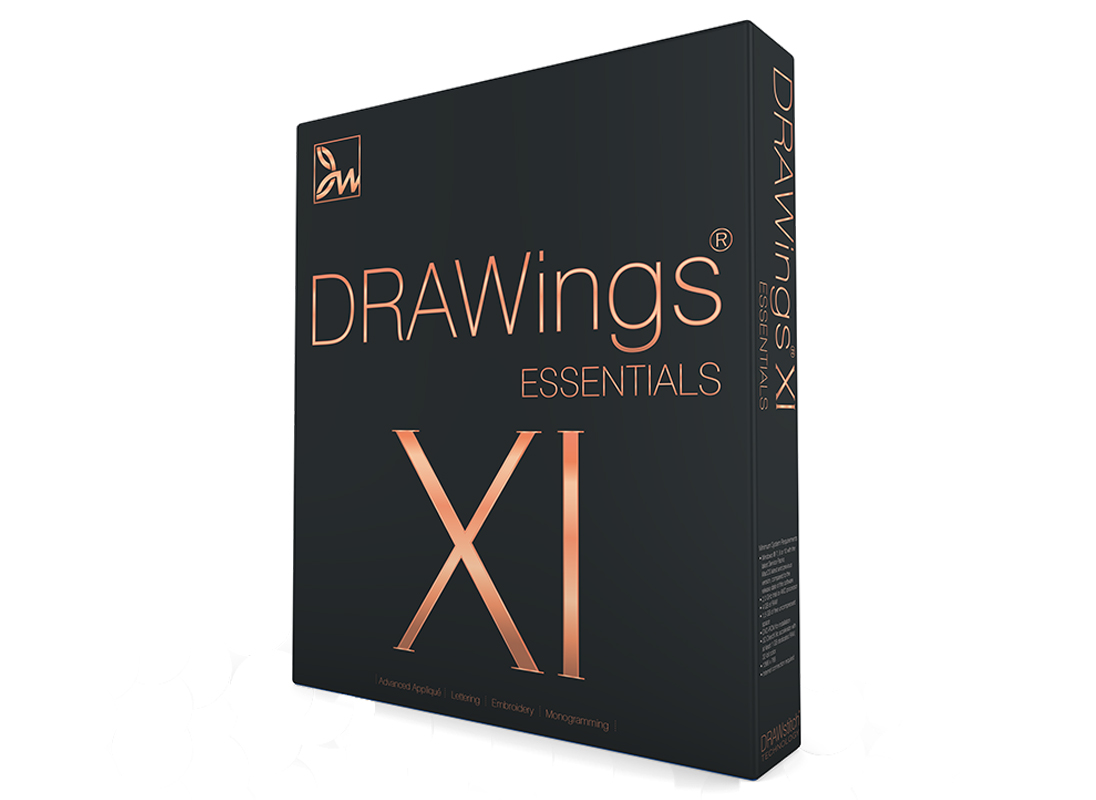 Necchi Drawings Essentials box