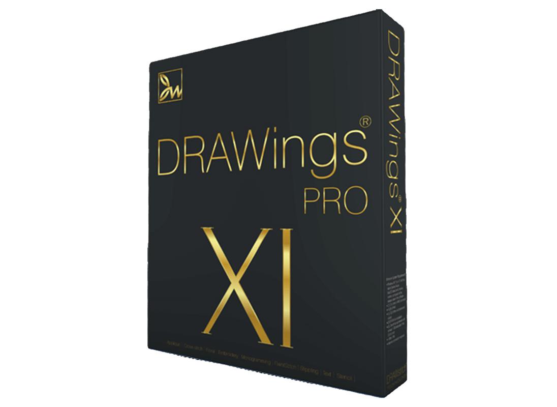 Necchi Drawings Pro box