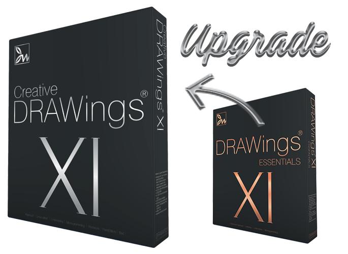 upgrade Essentials Creative