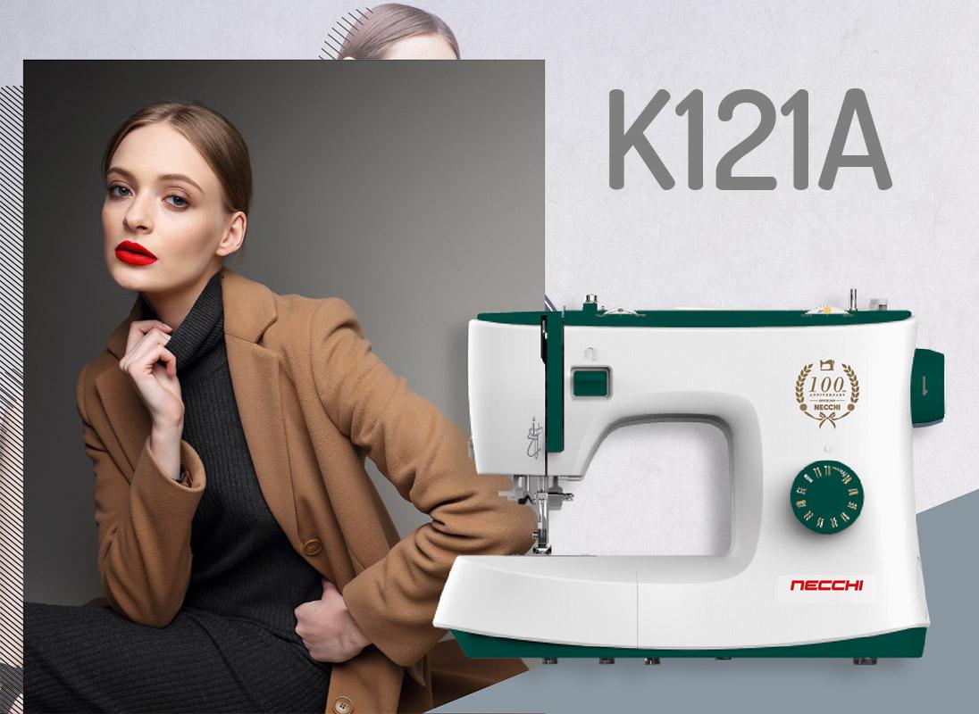 Necchi K421A stile