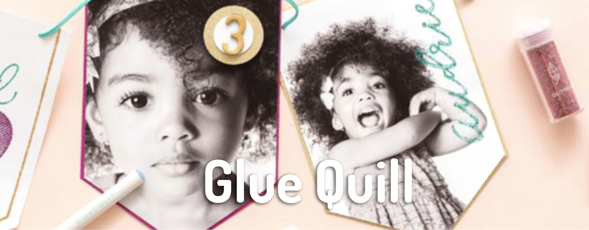 Glue Quill we R