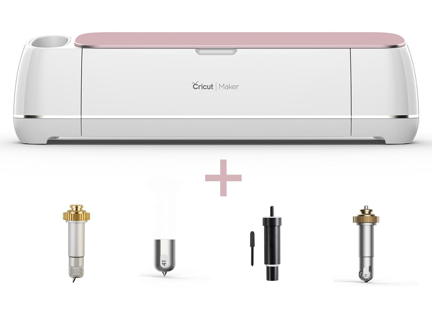 Cricut Maker Rose Starter Kit