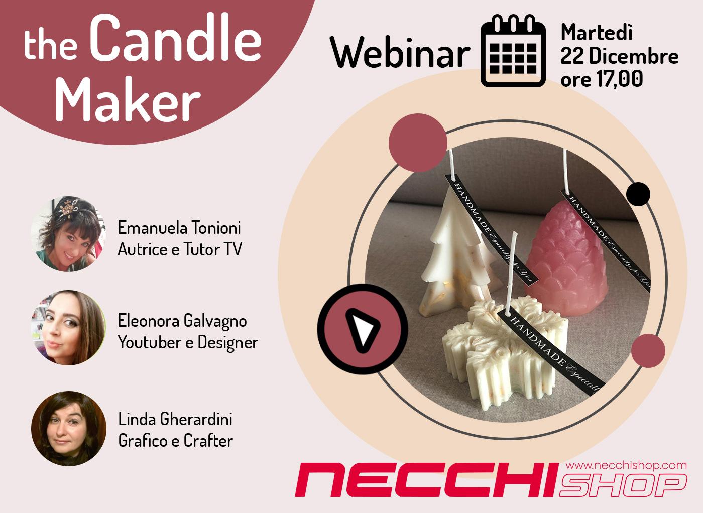 Webinar candele