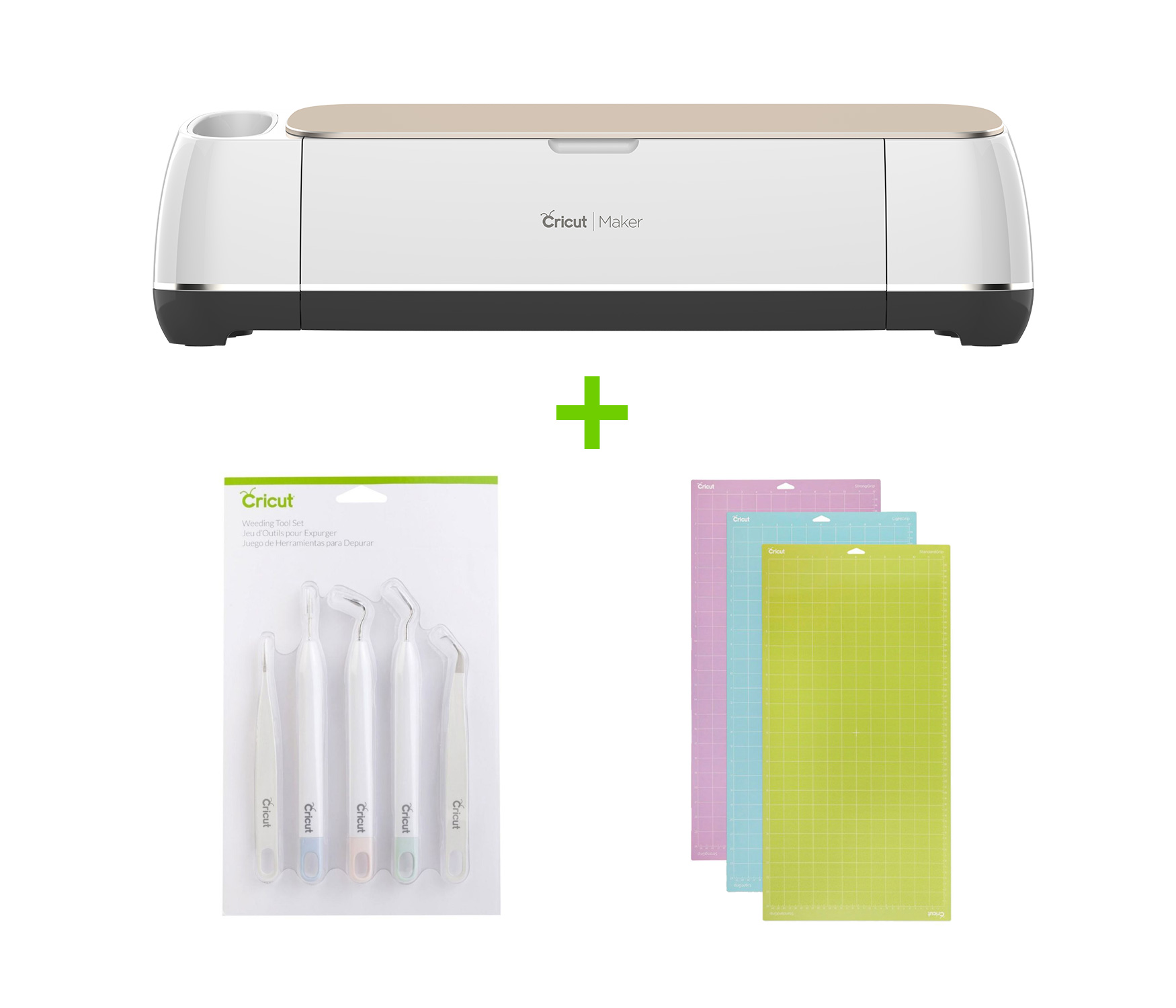 CR2007002-SKSV21B Cricut maker kit San Valentino