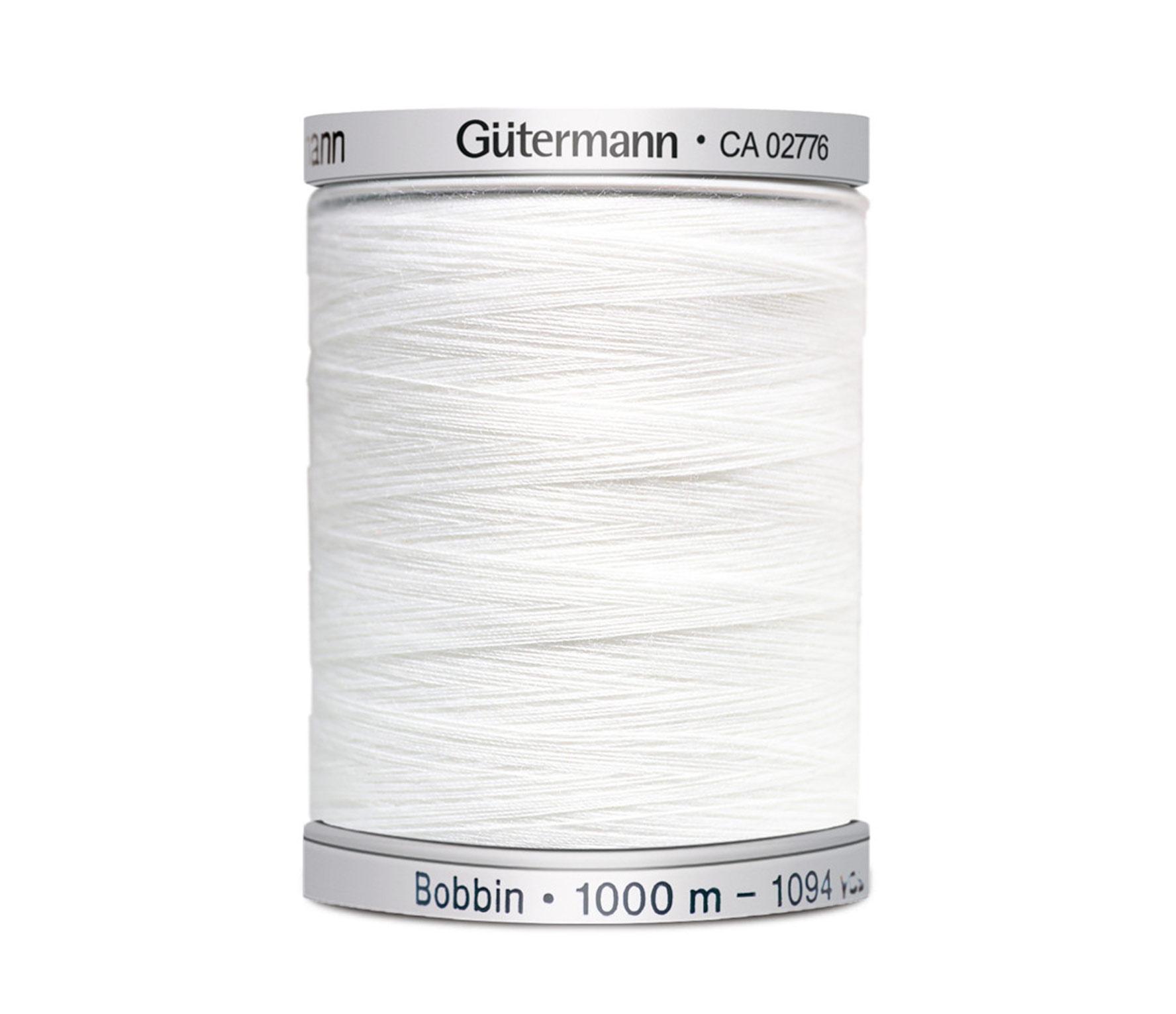 FILGU0006 - bobbin fil bianco