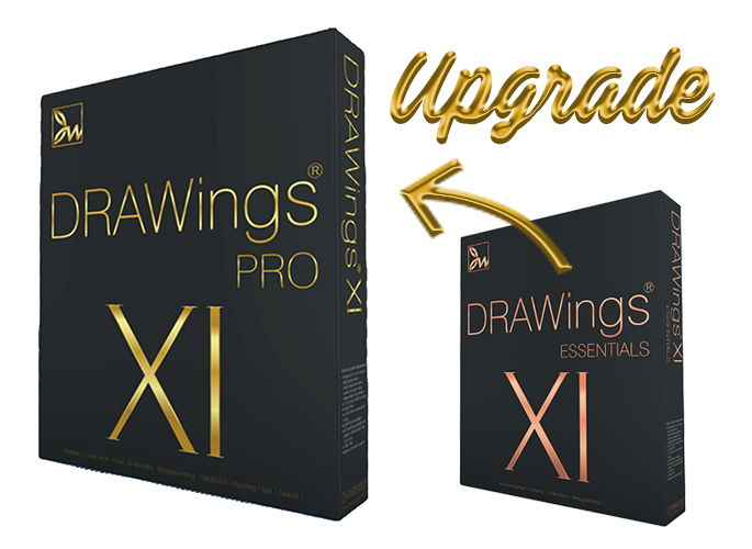 upgrade Essentials Pro