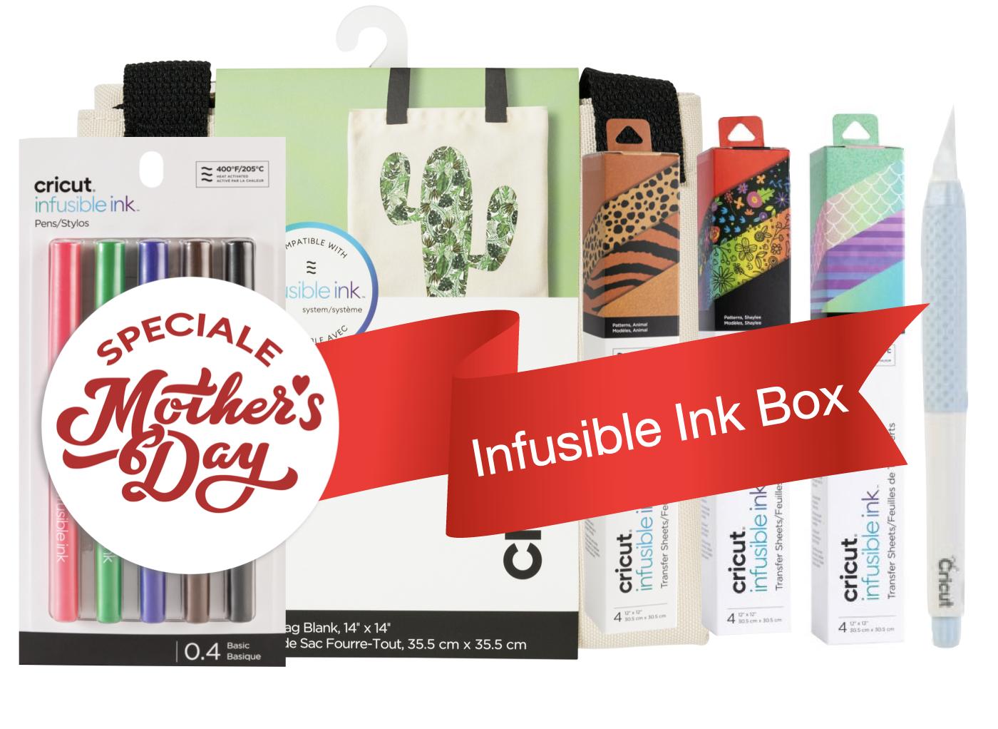 CR8001618 Confezione Infusible Ink Cricut